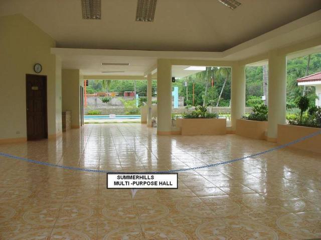 Summerhills multi-purpose hall