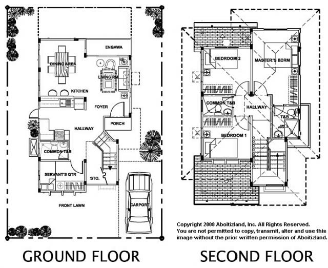 zen type house design floor plans Meze Blog