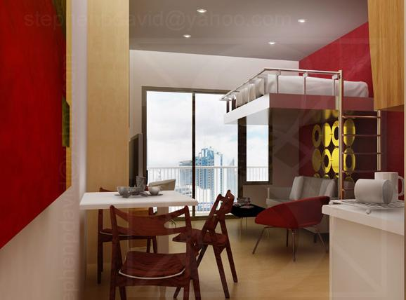 Simple Luzon U Manila Properties Condominium The With Studio Type Design