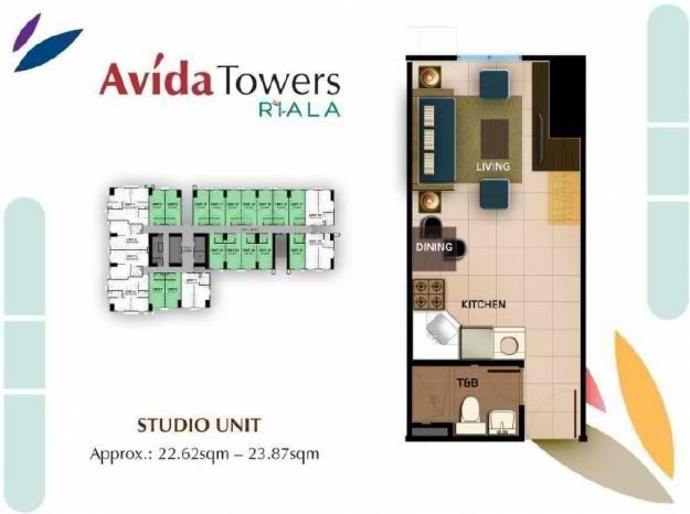 Riala in Avida Towers - Glory Land Cebu - Your best partner in real ...