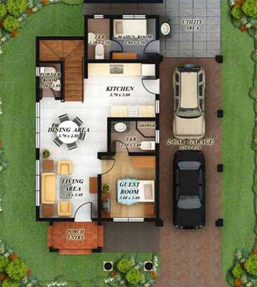 Subdivision house plans